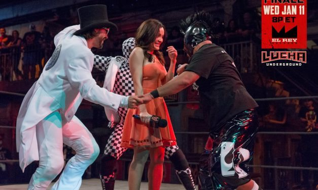 Lucha Underground (January 4) Review: Evil Rising
