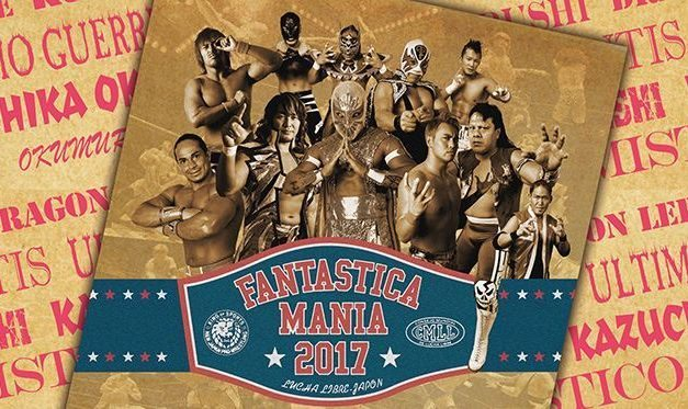 NJPW FantasticaMania 2017 Preview