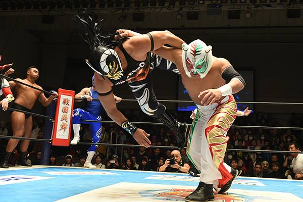 NJPW & CMLL Fantastica Mania 2017: Night 6 (January 21st) Results & Review