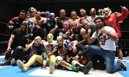 NJPW & CMLL Fantastica Mania 2017 Night 7 (January 22) Results & Review
