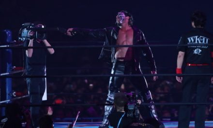 NJPW Wrestle Kingdom 11 – Live Experience