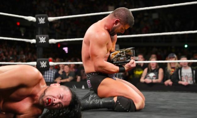 NXT TakeOver: San Antonio Results & Review