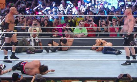 WWE Royal Rumble 2017 Results & Review