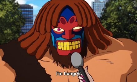 Tiger Mask W Episode 15 Review: That's a Big Boy