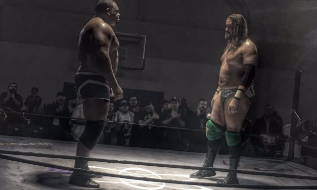 From 1 to 100: The Story and Evolution of EVOLVE Wrestling