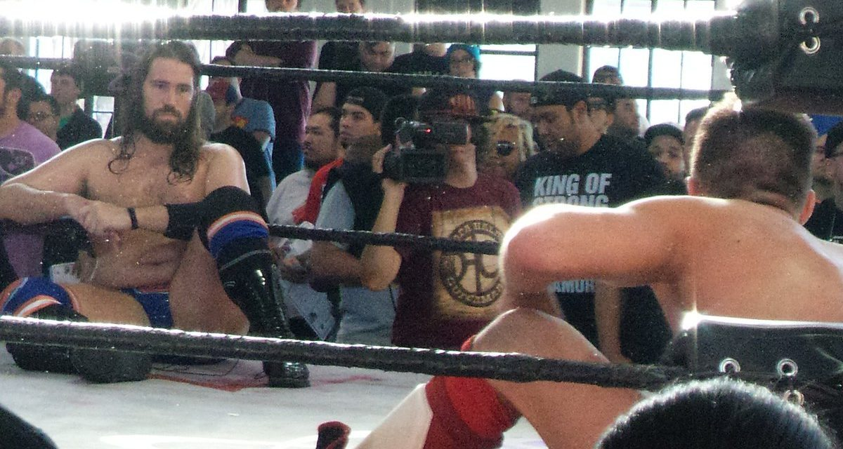 EVOLVE 77 – A Hero's Exit: Results & Review