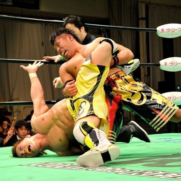 Burning Spirits #13: Pro Wrestling NOAH The First Navigation 2017