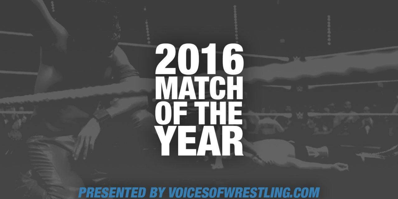 2016 Match of the Year: #26-11
