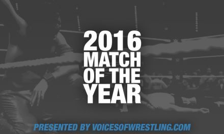 2016 Match of the Year: #100-76