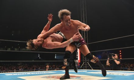 NJPW on AXS TV: Okada vs. Omega (January 13)
