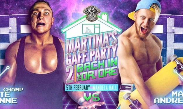 OTT Matina's Gaff Party 2 Belfast Results & Review