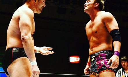 New Japan Purocast: The New Beginning in Sapporo Review