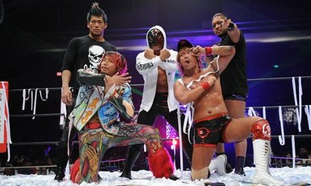 Music of the Mat #24: Los Ingobernables de Japon