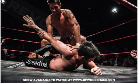 Revolution Pro Wrestling Live at the Cockpit 13 Review