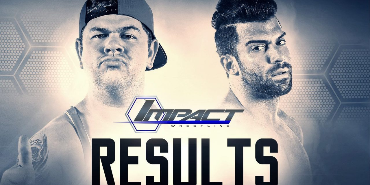 Impact Wrestling on Pop TV Results & Review (February 16)