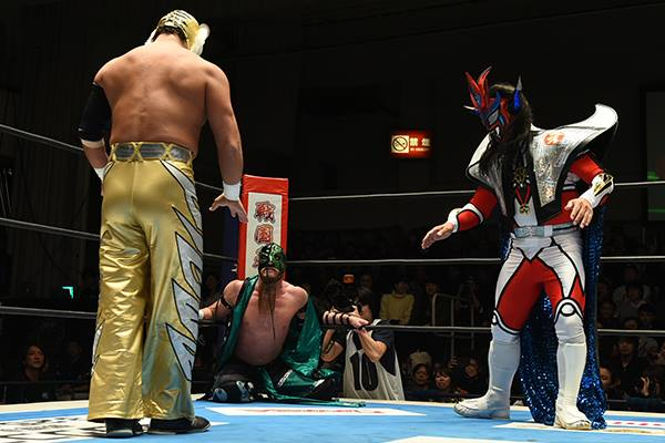 ROH & NJPW Honor Rising 2017: Night 1 Results & Review