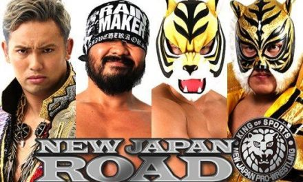New Japan Road 2017 Preview & Predictions