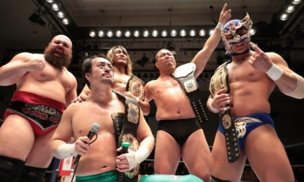 NJPW Road to The New Beginning: Night 6 (February 7) Results & Review