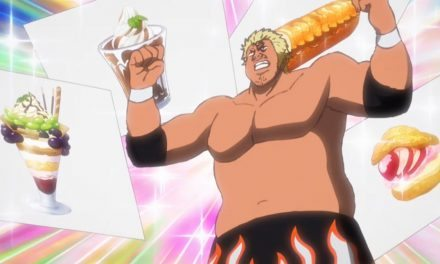 Tiger Mask W Episode 17 Review: Sweets Makabe