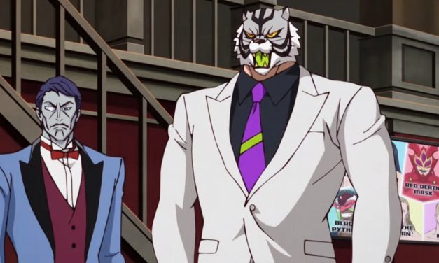 Tiger Mask W Episode 19 Review: Juxtaposition
