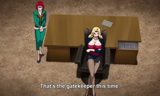 Tiger Mask W Episode 20 Review: Marxist Undertones