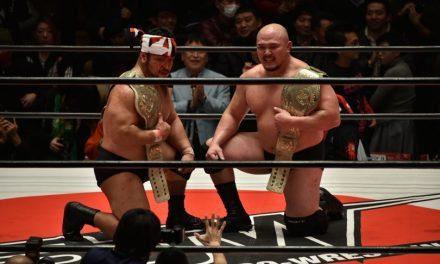 Burning Spirits #17: Big Japan Wrestling 2017