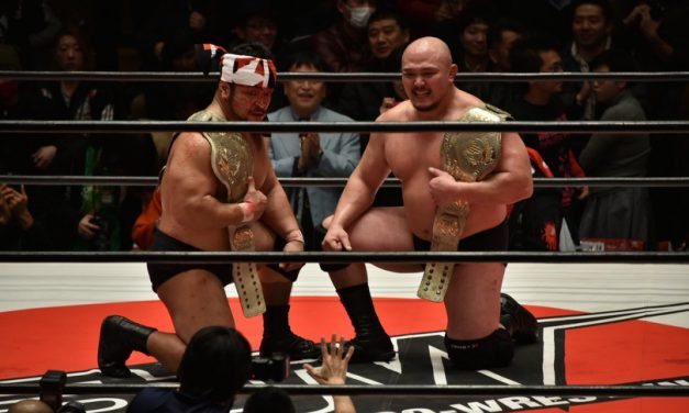 Burning Spirits #17: Big Japan Wrestling 2017