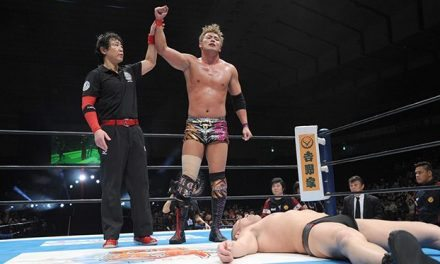 NJPW New Beginning in Sapporo (February 5) Results & Review – The Evolution Of An Ace