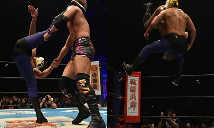 New Japan Pro Wrestling 45th Anniversary (March 6) Results & Review