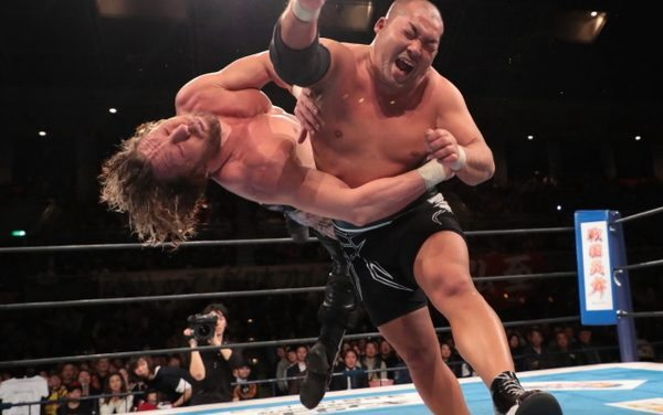 Tomohiro Ishii: Pinned But Never Beaten