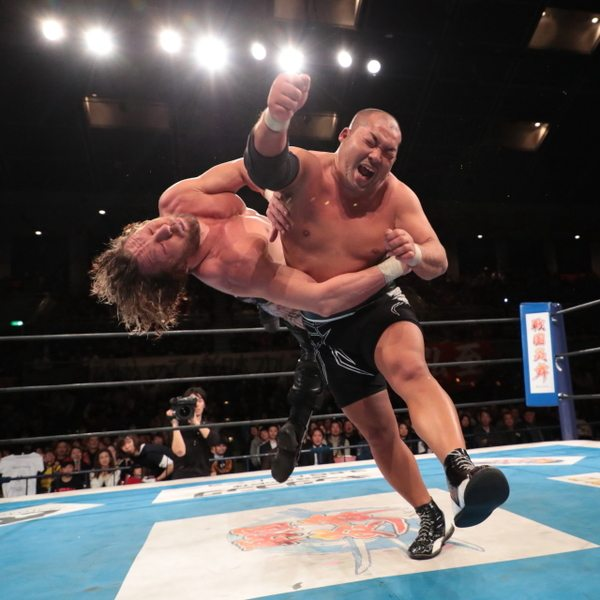 New Japan Purocast: New Japan Cup 2017 Night 1 & 2 review