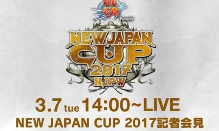NJPW New Japan Cup 2017 (March 12) Results & Review