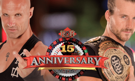 ROH 15th Anniversary Show (March 10) Results & Review