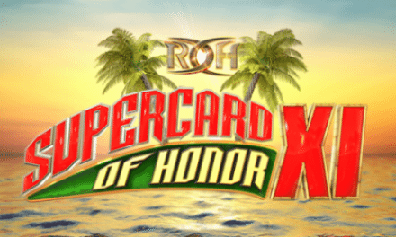 ROH Supercard of Honor XI Results & Review
