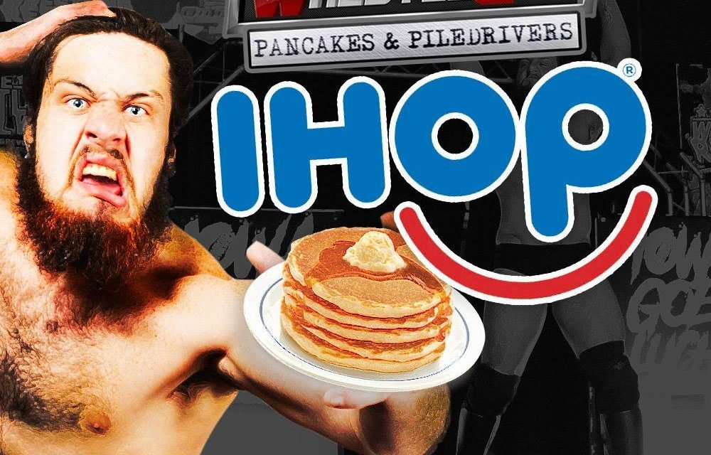 Pro Wrestling Revolver Pancakes and Piledrivers (April 1) Review