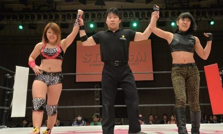 Stardom of Champions 2017 (February 23) Results & Review
