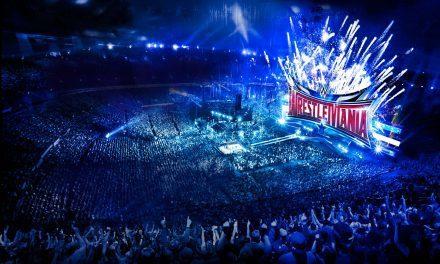 Music of the Mat #5: WrestleMania (Vol. 1)