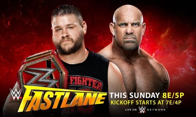 WWE Fastlane 2017 Preview & Predictions