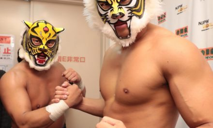 Tiger Mask W Episode 21 Review: Tell Your Mouth W