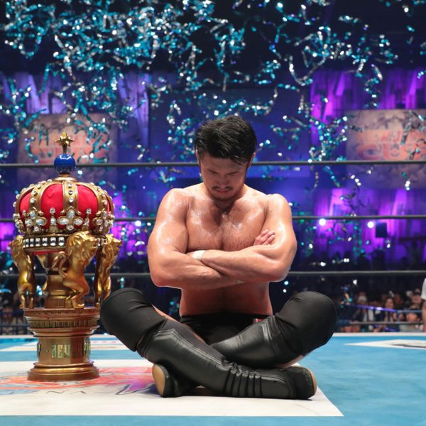 NJPW New Japan Cup Final (March 20) Review