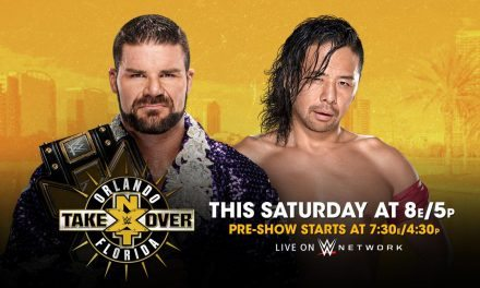 NXT TakeOver Orlando Preview & Predictions