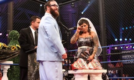 A History of Weddings in TNA/Impact Wrestling