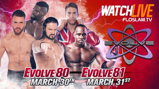 EVOLVE 81 Results & Review