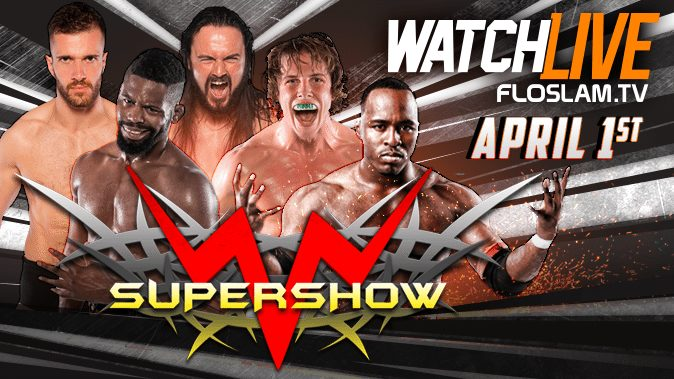 WWN Supershow Mercury Rising 2017 – Preview and Predictions