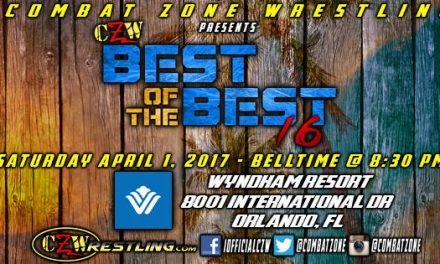 CZW Best of the Best 2017 Preview & Predictions