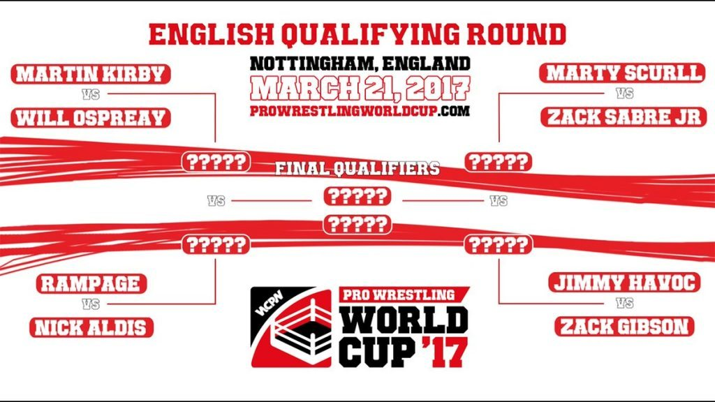 VoicesofWrestling.com - Pro Wrestling World Cup England