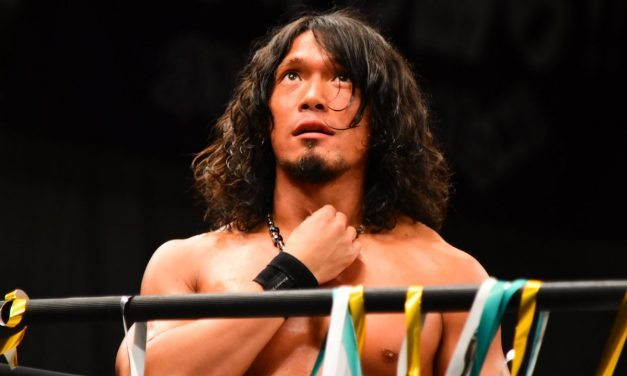 Dragon Gate Champion Gate in Osaka (March 4-5) Review