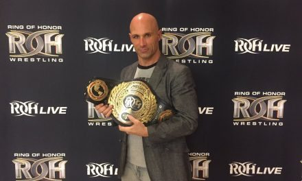 VOW Flagship: Ring of Honor 15th Anniversary, Ishii/Omega, Wrestle-1 & more!