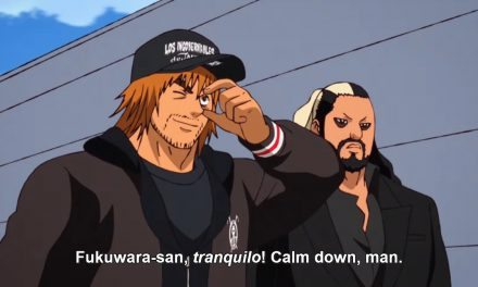 Tiger Mask W Episode 22 Review: Naito Does a Good Deed