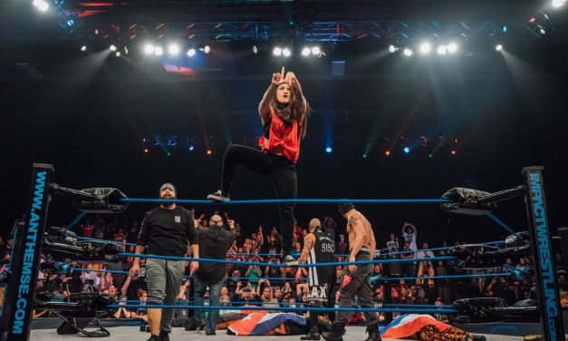 Impact Wrestling on Pop TV Results & Review (March 16)